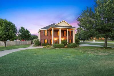 Keller Single Family Home For Sale: 500 Chandler Road