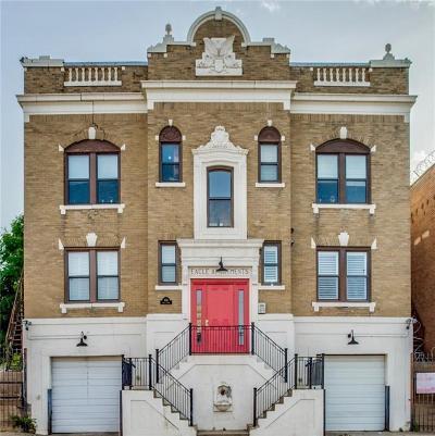 Dallas Condo For Sale: 1615 S Ervay Street #4
