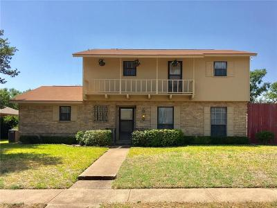Garland Single Family Home For Sale: 3214 Shenandoah Drive