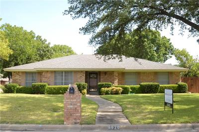 Benbrook Single Family Home For Sale: 8620 Skyview Terrace