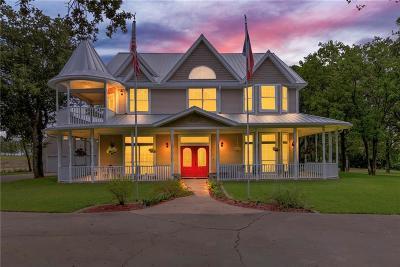 Granbury Single Family Home For Sale: 250 Deer Park Court
