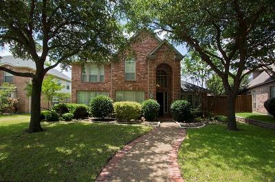 Single Family Home For Sale: 8113 Haning Drive