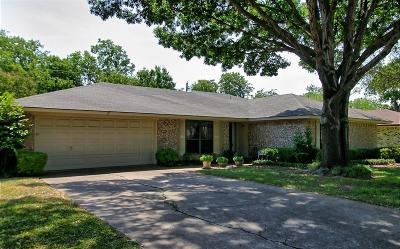 North Richland Hills Single Family Home Active Option Contract: 5728 Bermuda Drive