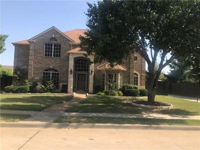 Corinth Single Family Home For Sale: 1801 Sussex Way