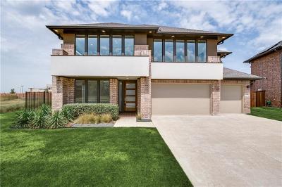Single Family Home For Sale: 5515 Kingsley Lane