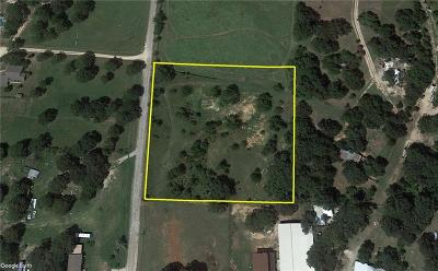 Weatherford Farm & Ranch For Sale: Marian Drive