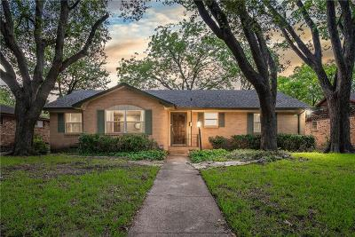 Dallas Single Family Home For Sale: 8557 Sweetwood Drive