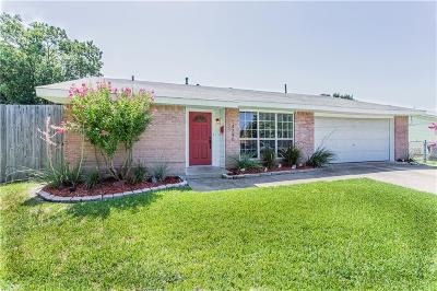 Farmers Branch Single Family Home For Sale: 14240 Queens Chapel Road