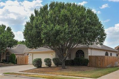 Fort Worth Single Family Home For Sale: 9113 Saranac Trail