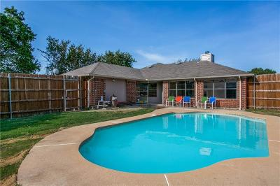 Lewisville Single Family Home For Sale: 1569 Autumn Breeze Lane