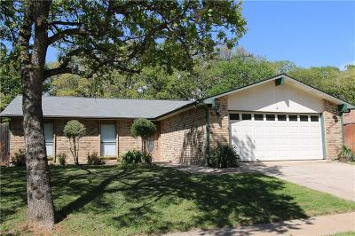 Bedford Residential Lease For Lease: 3725 Walnut Drive