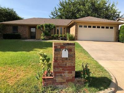 North Richland Hills TX Single Family Home For Sale: $165,000