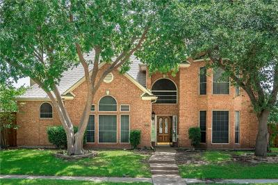 Plano Single Family Home For Sale: 2620 Courtside Lane
