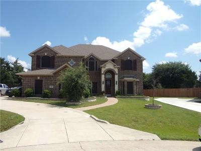 Desoto Single Family Home For Sale: 616 Meadow Wood Court