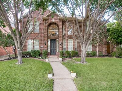 Plano Single Family Home For Sale: 6125 Westerley Drive