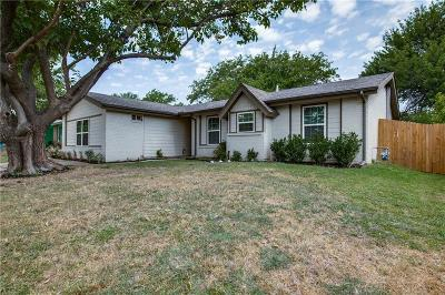 Arlington Single Family Home For Sale: 1513 Winderemere Drive