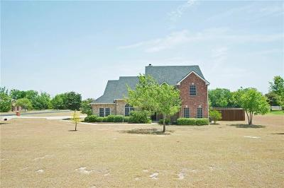 Melissa Single Family Home For Sale: 2509 Dewberry Court