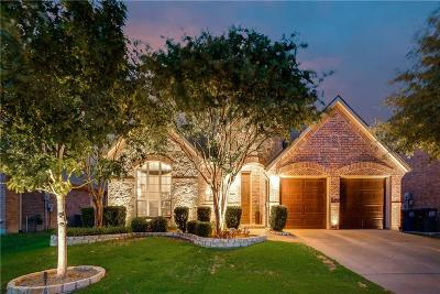 Little Elm Single Family Home For Sale: 2441 Marble Canyon Drive