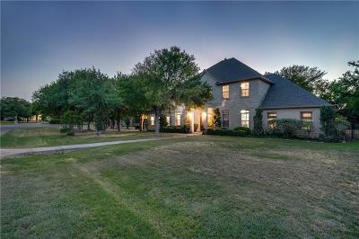 Aledo Single Family Home For Sale: 306 S Oakvista Court