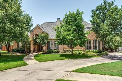 Colleyville Single Family Home For Sale: 2110 Tarleton Court