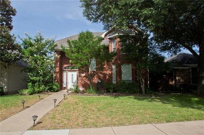 Plano Single Family Home For Sale: 6741 Saddletree Trail