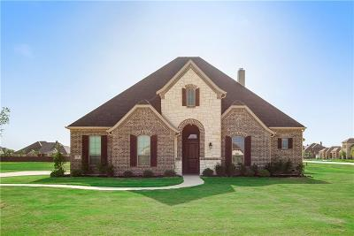 Waxahachie Single Family Home Active Contingent: 100 High End Court