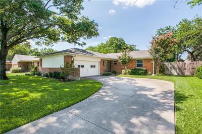 Richardson Single Family Home For Sale: 630 Dumont Drive