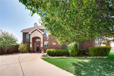 Wylie Single Family Home For Sale: 1006 Spring Tide Drive
