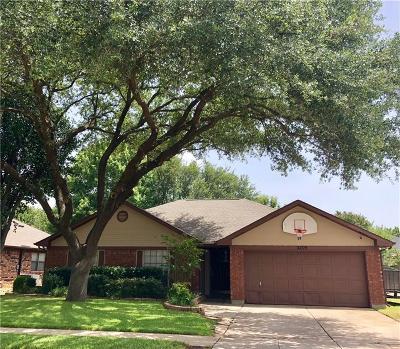 Fort Worth Single Family Home For Sale: 3205 Fairmeadows Lane