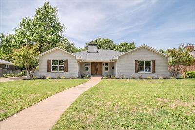 Dallas Single Family Home For Sale: 12021 Loch Ness Drive