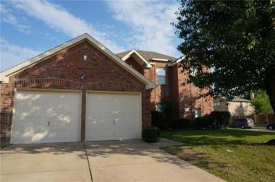 McKinney Single Family Home For Sale: 1009 Baker Street