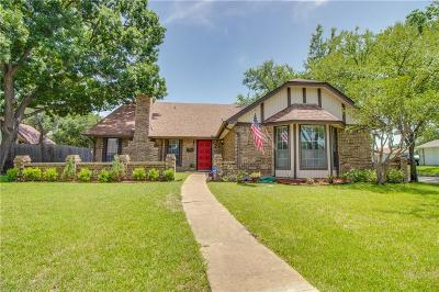 Mesquite Single Family Home For Sale: 3020 Manchester Drive