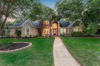 Colleyville Single Family Home For Sale: 4700 Mill Creek Drive