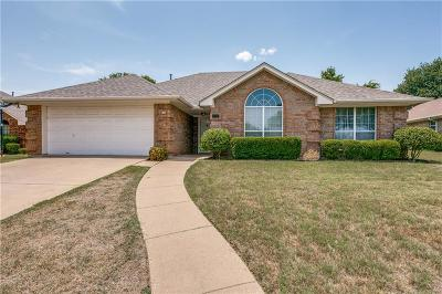 Waxahachie Single Family Home For Sale: 521 Gingerbread Lane