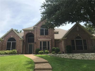 Southlake Single Family Home For Sale: 820 Stratford Drive