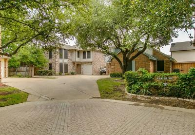 Irving Single Family Home For Sale: 200 Cimarron Way