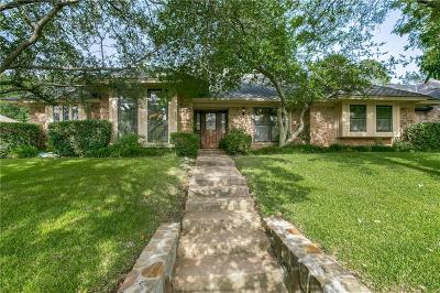 Bedford Single Family Home For Sale: 3908 Buckner Court