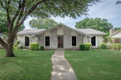 Carrollton Single Family Home For Sale: 1924 Castille Drive