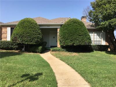 Grand Prairie Single Family Home For Sale: 3422 Country Club Place