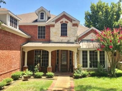 Grand Prairie Single Family Home For Sale: 640 Royalwood Court