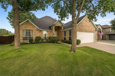 The Colony Single Family Home For Sale: 3649 Cottonwood Springs Drive