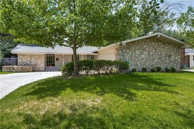 Dallas Single Family Home For Sale: 2958 Latham Drive