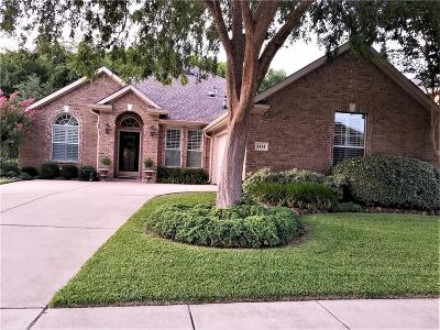 Allen Single Family Home For Sale: 1414 McClure Drive