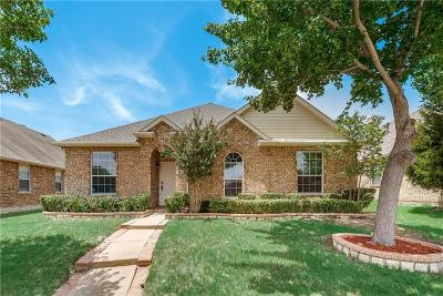 Garland Single Family Home For Sale: 4619 Southampton Boulevard