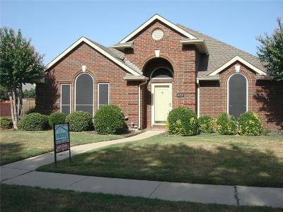 Frisco Single Family Home For Sale: 6110 Arlington Drive