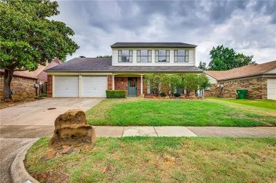Flower Mound Single Family Home For Sale: 4003 Willow Run