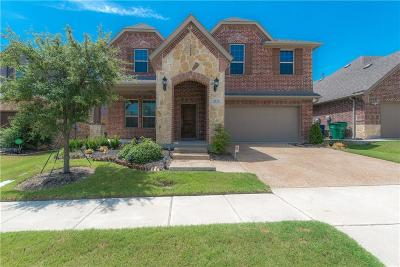Mckinney Single Family Home For Sale: 5929 Cranbrook Lane