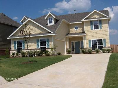 McKinney Single Family Home For Sale: 9764 Water Tree Drive