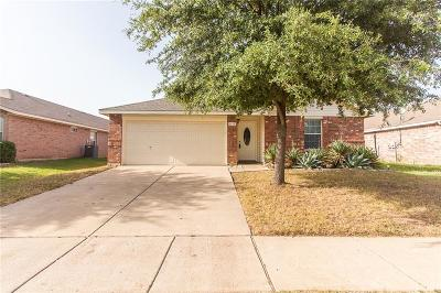 Crowley Single Family Home For Sale: 1132 Cottonwood Drive