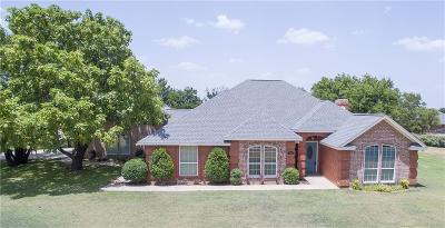 Weatherford Single Family Home For Sale: 1911 Circleview Drive